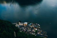 Mistek φυσικό Hallstatt Στοκ εικόνες με δικαίωμα ελεύθερης χρήσης