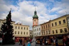 Mistek square Royalty Free Stock Photography