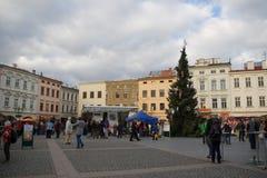 Mistek square Royalty Free Stock Photos