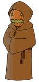 Mister Bania royalty ilustracja