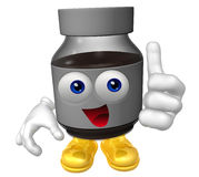 Mister Medicine Character Royalty Free Stock Image