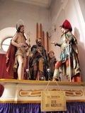 Misteri of Trapani, Trapani, Sicily, Italy royalty free stock photos