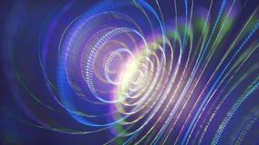 Misterio de la energía del universo ilustración del vector