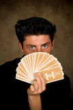Misterio de Tarot Foto de archivo libre de regalías