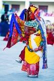 Misterio del Cham, Nepal fotos de archivo libres de regalías