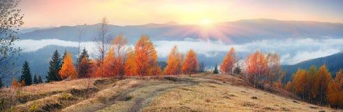 Misterio del ` s del otoño Foto de archivo libre de regalías