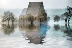 misterios εκκλησιών παλαιά Στοκ εικόνες με δικαίωμα ελεύθερης χρήσης
