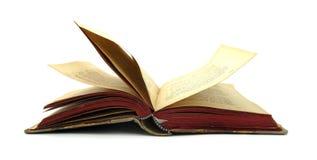 Misterioso viejo del libro Imágenes de archivo libres de regalías