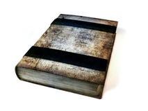 Misterioso viejo del libro Imagenes de archivo
