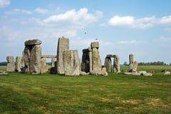 Misterious Stonehenge Royalty Free Stock Image