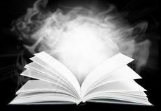 Mistero del libro Immagini Stock Libere da Diritti