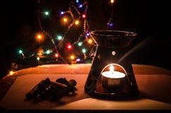 Mistero di Natale Immagini Stock