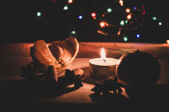 Mistero di Natale Immagine Stock Libera da Diritti