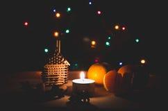 Mistero di Natale Fotografia Stock Libera da Diritti