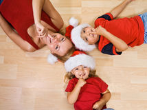 The mistery of christmas Stock Photography