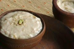 Misti Doi è un dessert popolare dall'India Fotografia Stock Libera da Diritti