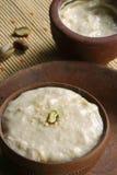 Misti Doi est un dessert populaire d'Inde photos stock
