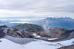 Misti volcano  near Arequipa city, Peru Royalty Free Stock Photo