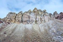Misti volcano  near Arequipa city, Peru Stock Photography