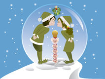 Mistletoe Stock Images