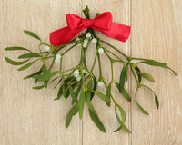 mistletoe Stock Foto