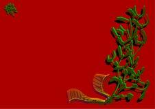 Mistletoe Stock Image