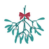 Mistletoe Stock Photography