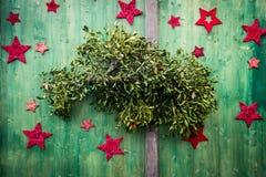 Mistletoe Royalty Free Stock Photography