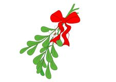 Mistletoe Royalty Free Stock Photos