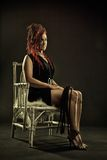 Mistress Royalty Free Stock Photo