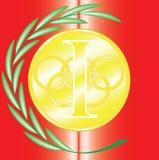 mistrz medale Zdjęcia Royalty Free