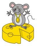 mistrz mysz ilustracji