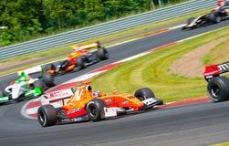 Mistrzostwa Świata Renault Zdjęcia Stock