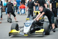 Mistrzostwa Świata Renault Obrazy Royalty Free