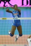 mistrzostwa fivb Italy s siatkówki kobiety Zdjęcie Royalty Free