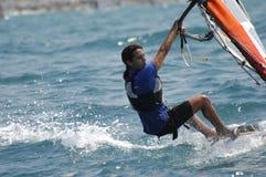 mistrzostwa Israel jachtu młodość zdjęcia royalty free