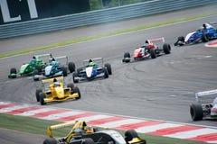 Mistrzostwa Świata Renault Obrazy Stock
