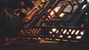 Mistrzowski spawu żelazo zbiory wideo