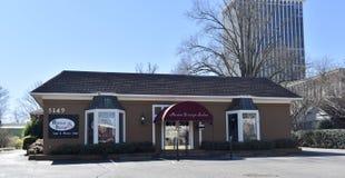 Mistrzowskiego projekta Włosiany salon, Memphis, TN zdjęcie stock
