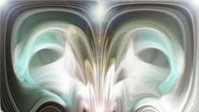 Mistura abstrata de cores lisas Ilustração Royalty Free
