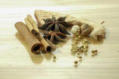 Mistura chinesa das especiarias Foto de Stock Royalty Free