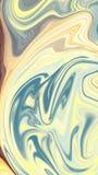 Mistura da cor Cores mornas ilustração stock