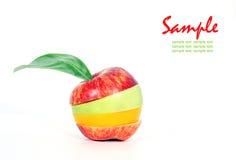 Mistura da fruta fotografia de stock royalty free