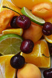 Mistura da fruta Fotos de Stock