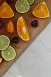 Mistura da fruta Foto de Stock Royalty Free