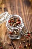 Mistura da pimenta Fotografia de Stock