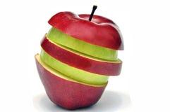Mistura de Apple Imagens de Stock Royalty Free