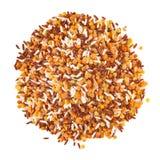 Mistura de arroz e de lentilhas tailandeses Imagem de Stock Royalty Free