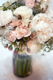 Mistura de flores Fotografia de Stock
