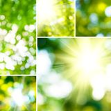 Mistura de imagens abstratas Fotos de Stock Royalty Free
